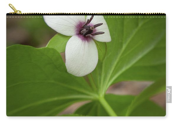 Southern Nodding Trillium 2 Carry-all Pouch