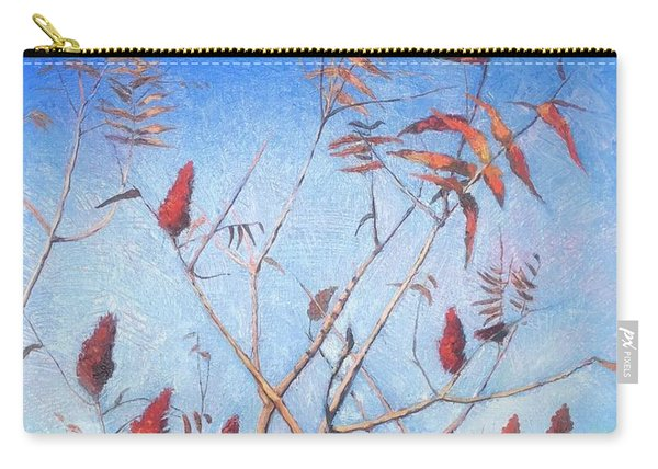 Southern Sumac Carry-all Pouch