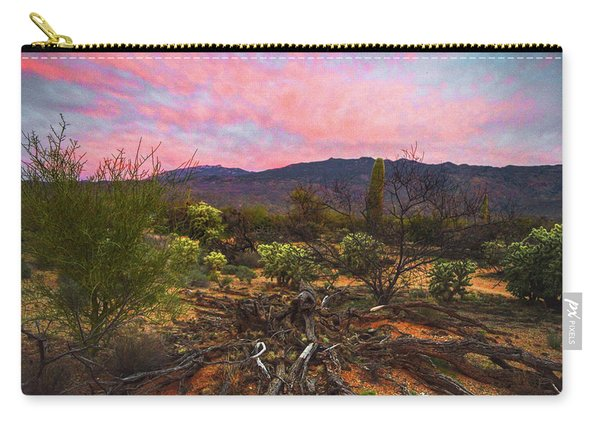 Southwest Day's End Carry-all Pouch