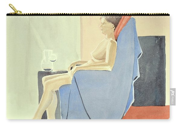 Sovande Sittande Sitting Asleep 2013 06 15-16_0091 4 Mb Up To 61x91 Cm  Carry-all Pouch