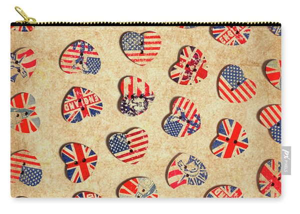 Sovereign State Sentiments Carry-all Pouch