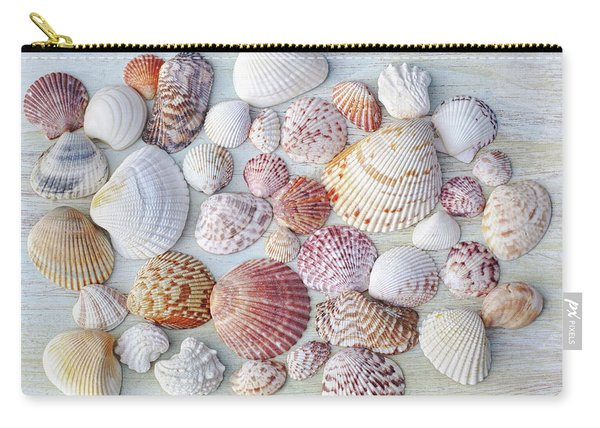 Sparkling Sea Jewels Carry-all Pouch