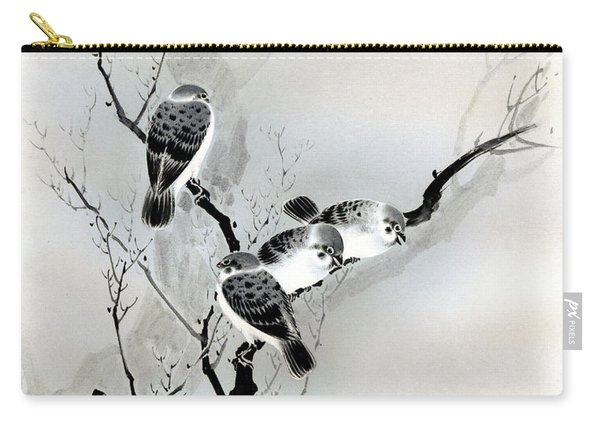 Sparrows Carry-all Pouch