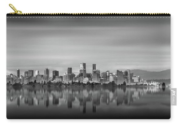 Special View Of Downtown Vancouver Carry-all Pouch