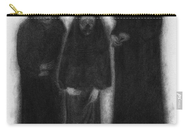 Specters Of The Darkness Beneath - Artwork Carry-all Pouch