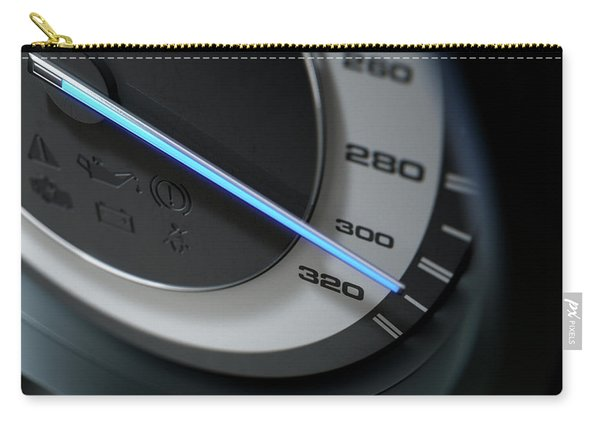 Speedometer Fast Carry-all Pouch