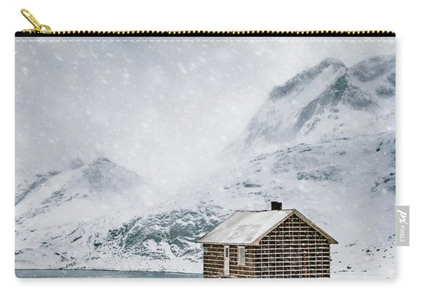 Spells Of Arctic Winters Carry-all Pouch
