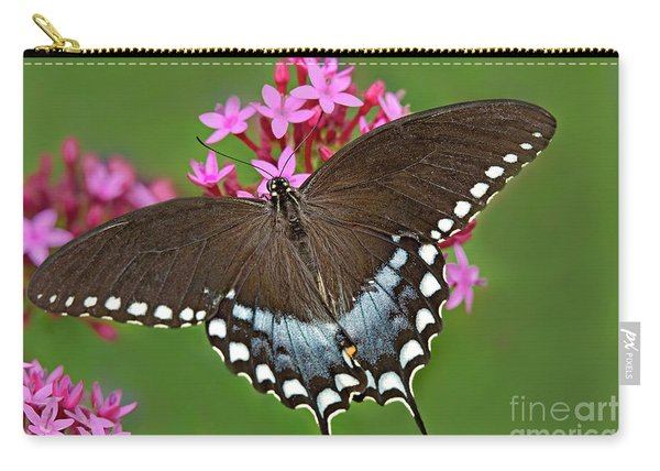 Spicebush Swallowtail Papilio Trollus Carry-all Pouch