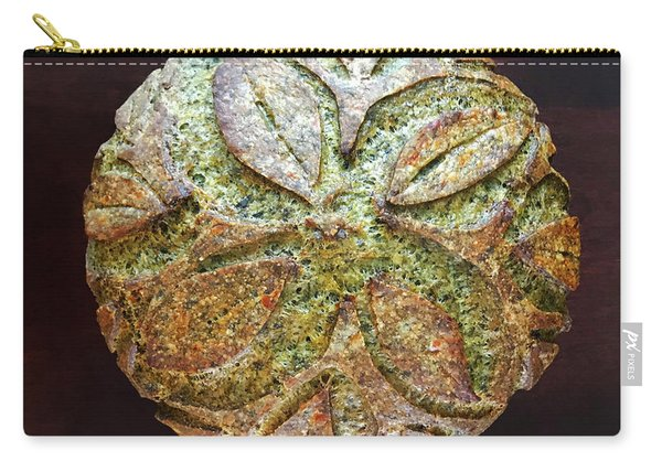 Spicy Spinach Sourdough Carry-all Pouch