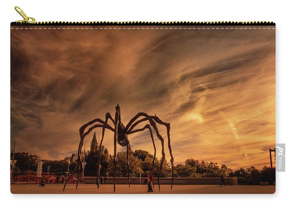 Spider Maman - Ottawa Carry-all Pouch