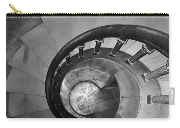 Spiral Staircase, Lakewood  Cemetary Chapel Carry-all Pouch