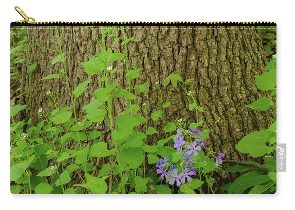 Splash Of Purple Carry-all Pouch