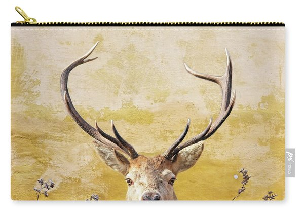 Splendor In The Flowers Carry-all Pouch