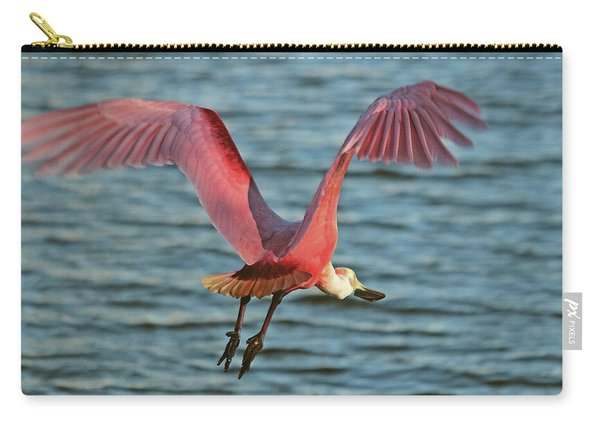 Spoonbill Maestro  Carry-all Pouch