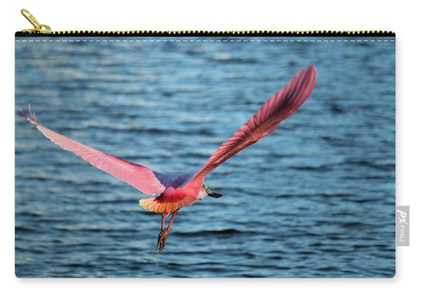 Spoonbill Wingspan Carry-all Pouch
