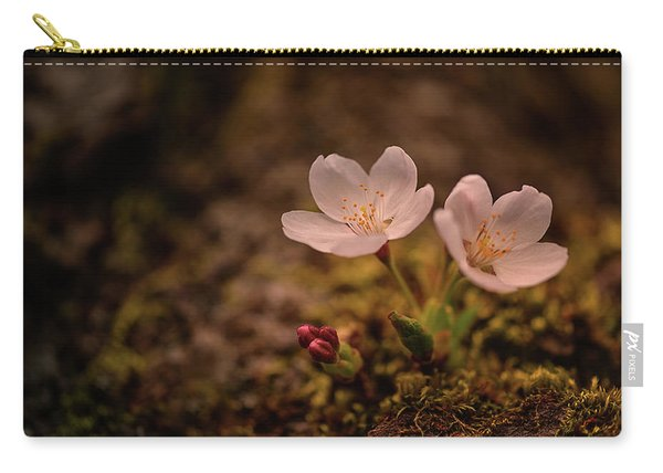 Spring Arrival In Seattle Carry-all Pouch