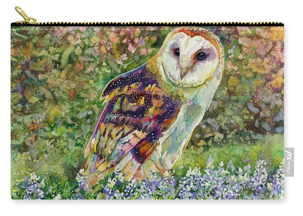 Spring Attraction Carry-all Pouch