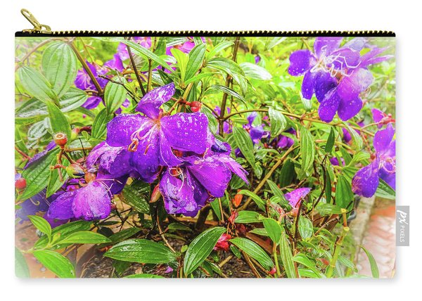 Spring Blossoms2 Carry-all Pouch
