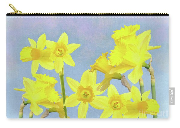 Spring Daffodil Beauty Carry-all Pouch
