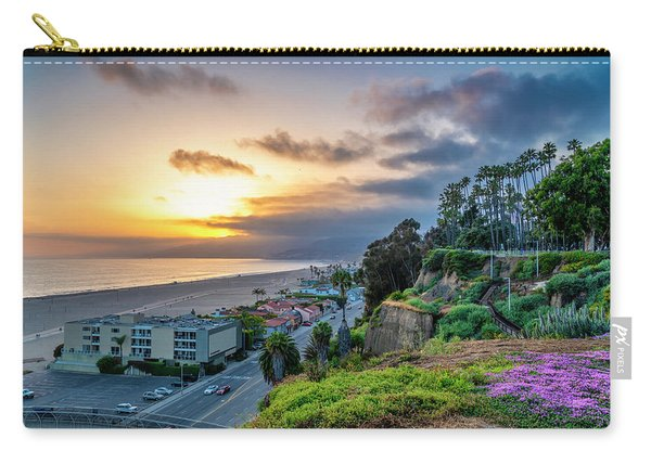 Spring In The Park On The Bluffs Carry-all Pouch