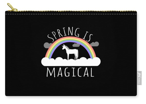 Spring Is Magical Carry-all Pouch