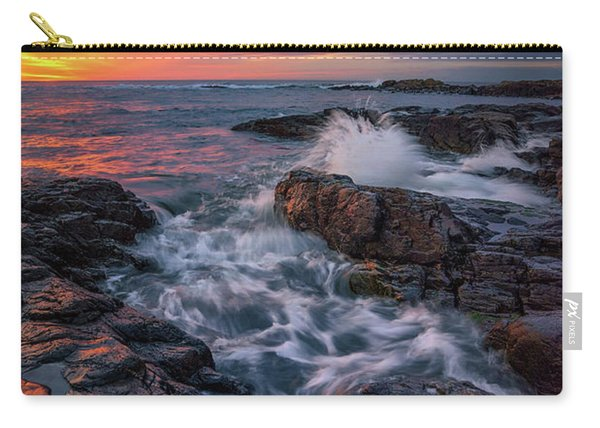 Spring Sunrise At Marginal Way Carry-all Pouch