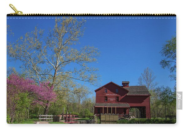 Springtime At Bonneyville Mill Carry-all Pouch