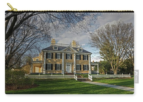 Springtime At Longfellow House Carry-all Pouch