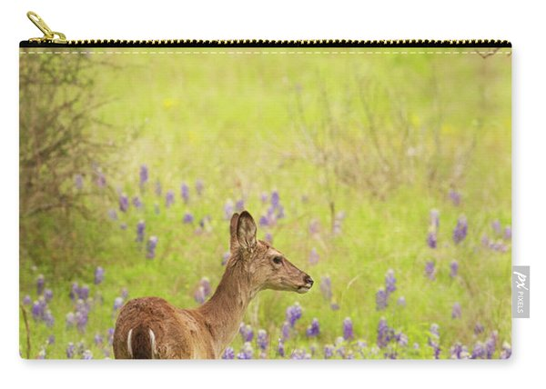 Springtime Whitetail Carry-all Pouch