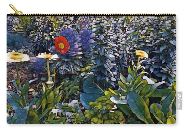 Sprint Into Spring Carry-all Pouch