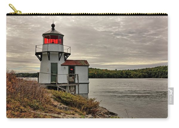 Squirrel Point Light Carry-all Pouch
