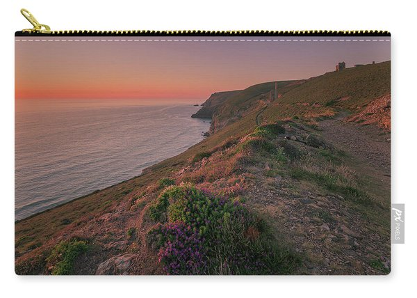 St Agnes Sunset Carry-all Pouch