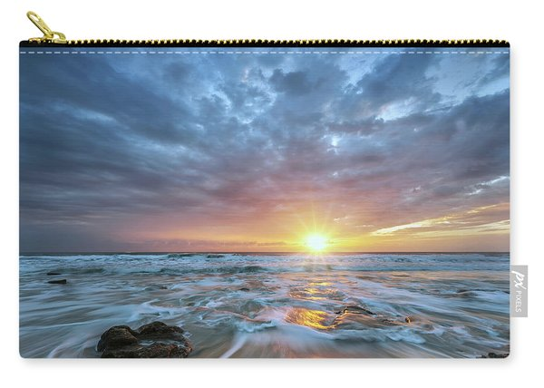 St. Augusting Sunrise  Carry-all Pouch