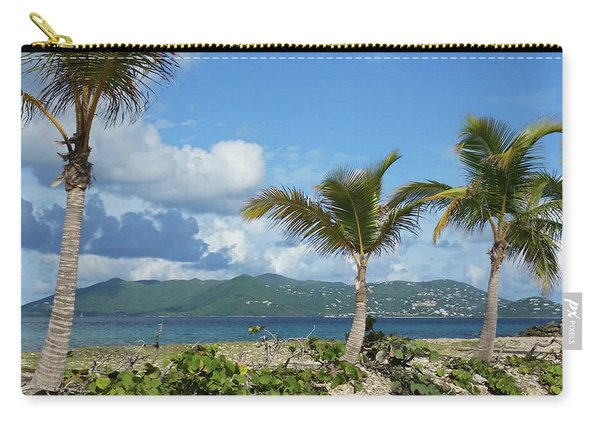 St. John View Carry-all Pouch