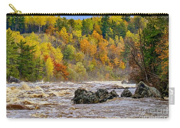 St. Louis River At Jay Cooke Carry-all Pouch