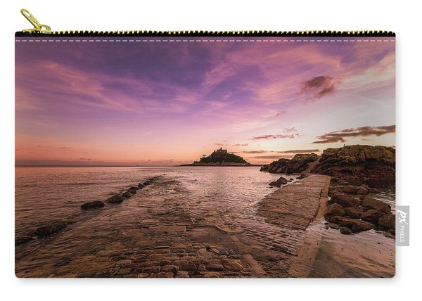 St Michael's Mount - January Carry-all Pouch