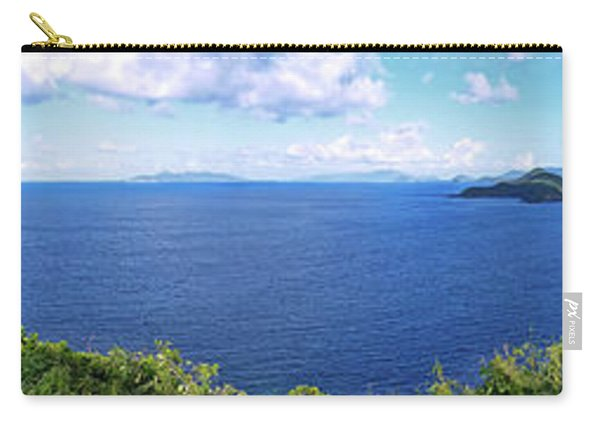 St. Thomas Northside Ocean View Carry-all Pouch