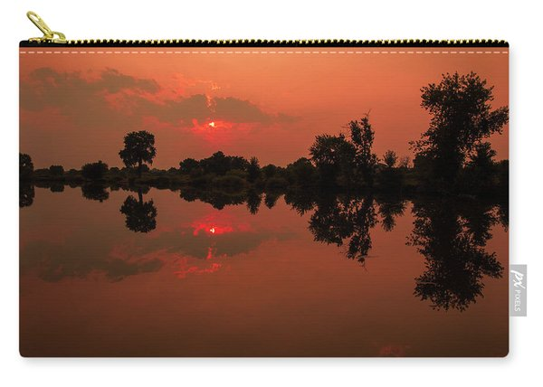 St. Vrain Sunset Carry-all Pouch