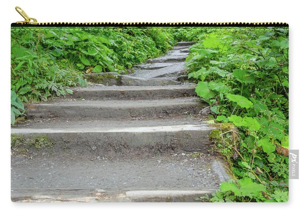 Stairs To The Woods Carry-all Pouch
