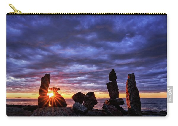 Standing Stone 1 Halibut Pt.  Carry-all Pouch