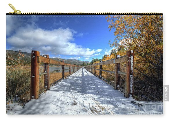 Stanfield Marsh Wildlife And Waterfowl Preserve Bridge Carry-all Pouch