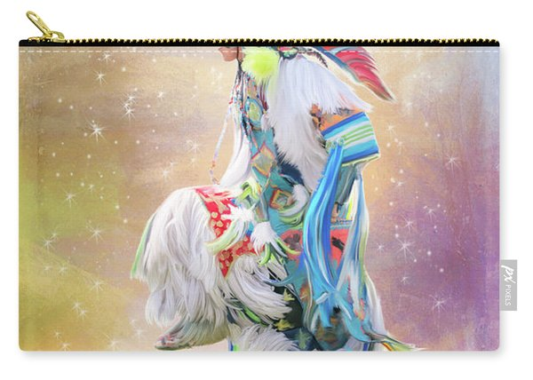 Star Dancer Carry-all Pouch