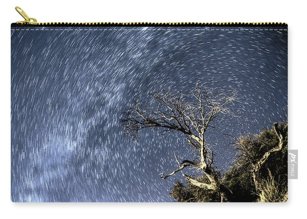 Star Trail Wonder Carry-all Pouch