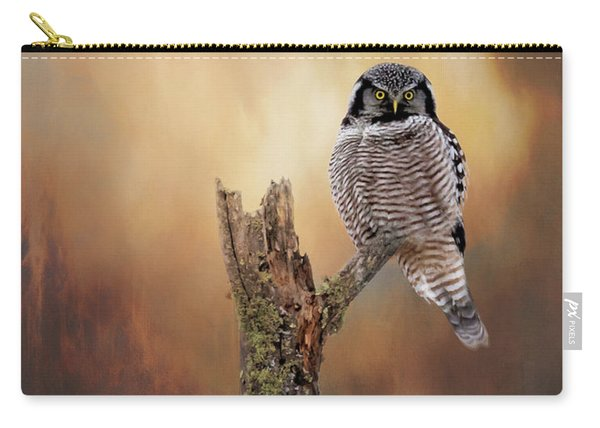 Stare Into My Eyes Carry-all Pouch