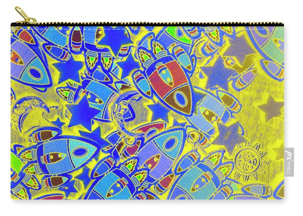 Starlight Adventures Carry-all Pouch