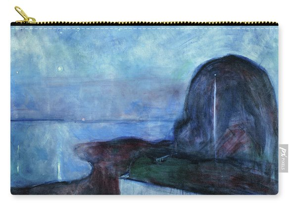 Starry Night - Digital Remastered Edition Carry-all Pouch