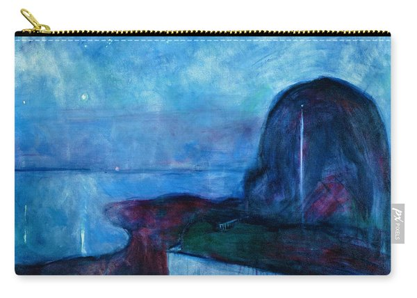 Starry Night - Original Deep Blue Edition Carry-all Pouch