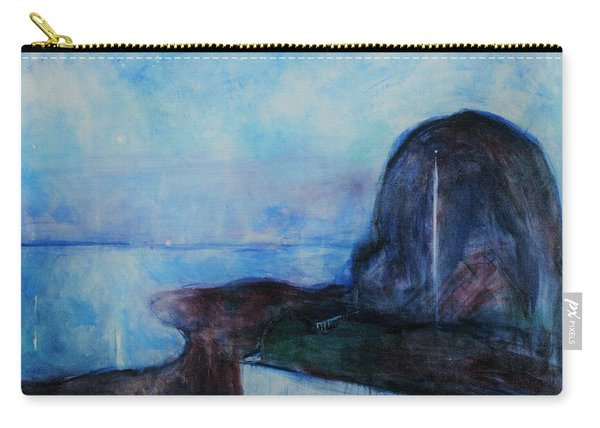 Starry Night - Original Light Blue Edition Carry-all Pouch