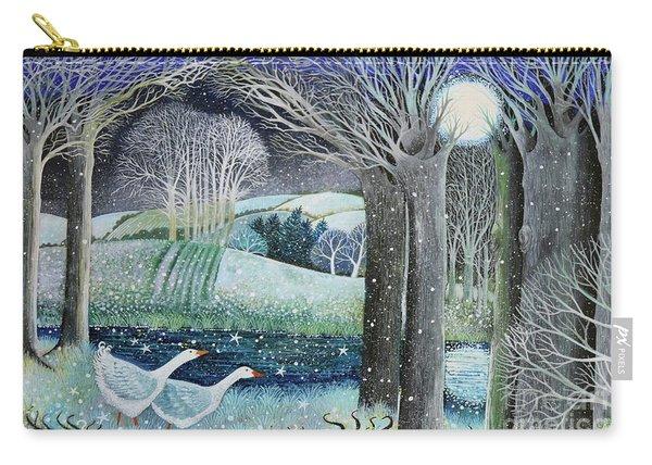 Starry River Carry-all Pouch