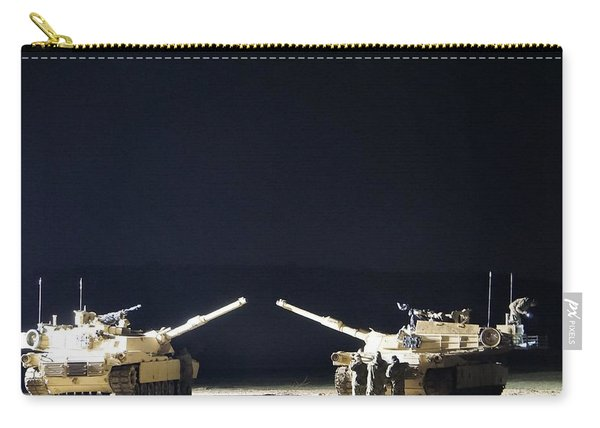 Stars Can Only Shine In Darkness Carry-all Pouch